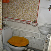 11. Avant - WC rénovation